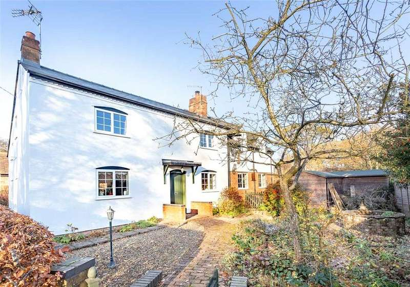 5 Bedrooms Detached House for sale in Edenshill, Upleadon, Newent, Gloucestershire, GL18