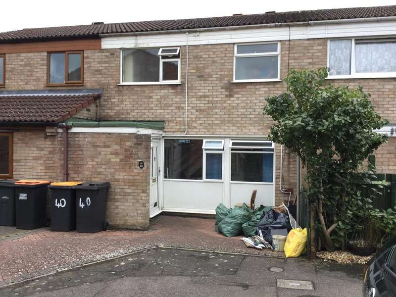 3 Bedrooms Terraced House for sale in Bedford, Clapham MK41