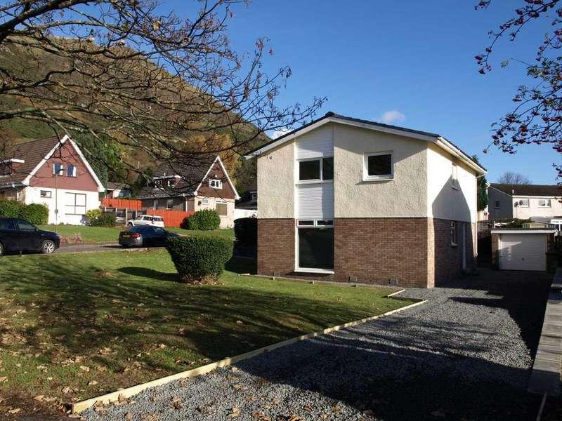 4 Bedrooms Detached House for sale in 25 Cochrane Crescent, Alva, fk12 5pa, UK