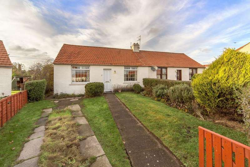 2 Bedrooms Semi Detached House for sale in 33 Middleshot Road, Gullane, EH31 2DG