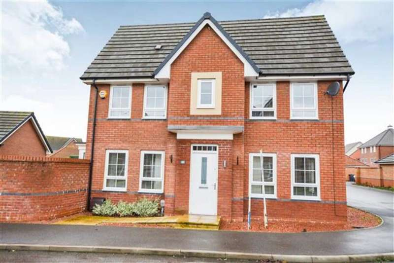 3 Bedrooms Semi Detached House for sale in Brompton Park, Hull