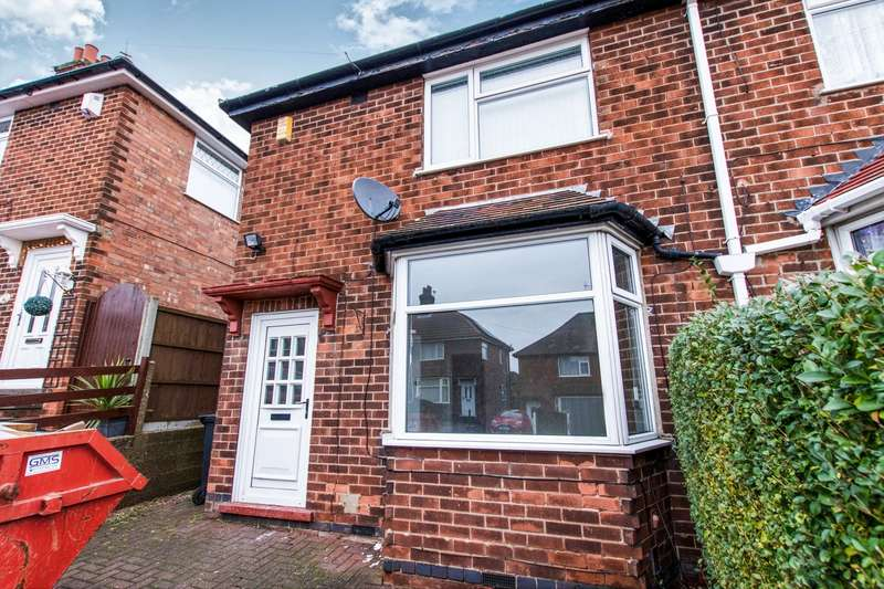 3 Bedrooms Semi Detached House for rent in Derry Hill Road, Arnold, Nottingham