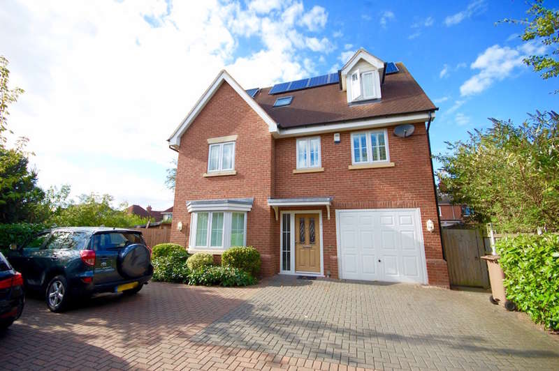 5 Bedrooms Detached House for sale in The Cedars, Springfield Road, Chelmsford, CM2