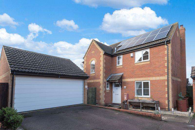 4 Bedrooms Detached House for sale in Dane Lane, Wilstead