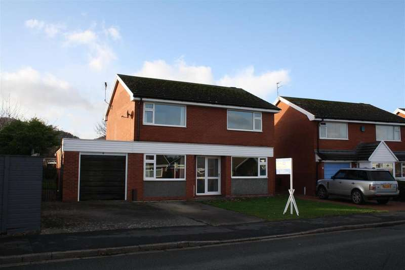 4 Bedrooms Detached House for sale in Heol Hir, Abergele