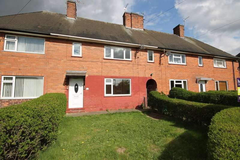4 Bedrooms Terraced House for rent in Berwick Close, Nottingham