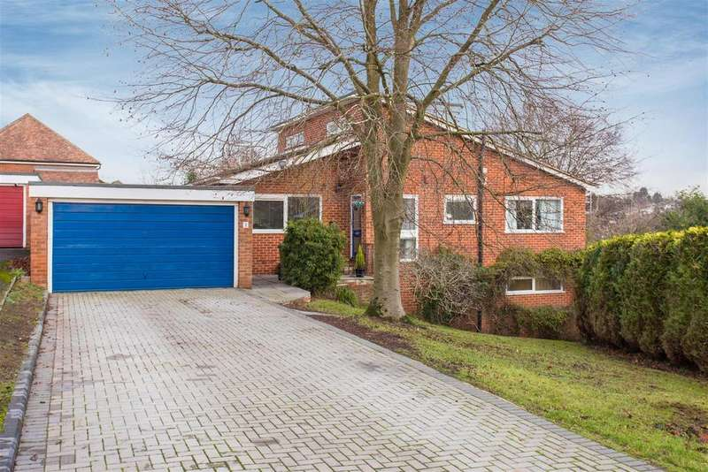 4 Bedrooms Detached House for sale in Terry Orchard, High Wycombe