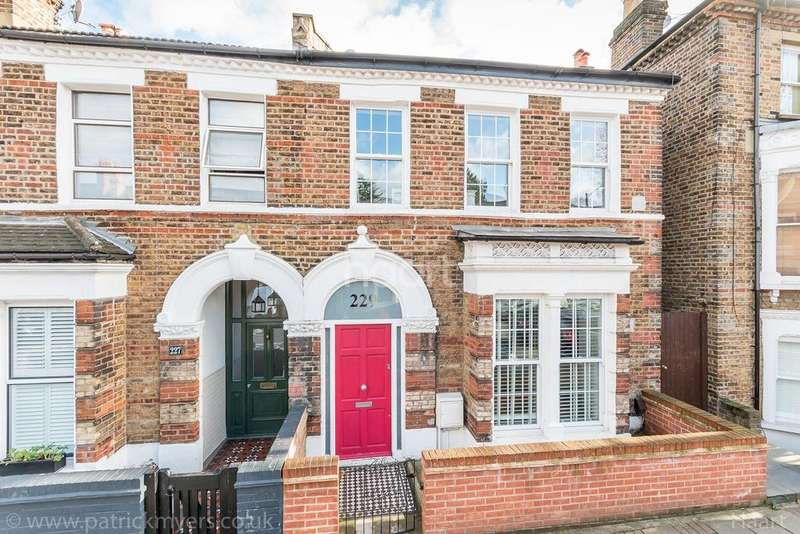 4 Bedrooms End Of Terrace House for sale in Lordship Lane, East Dulwich, London, SE22