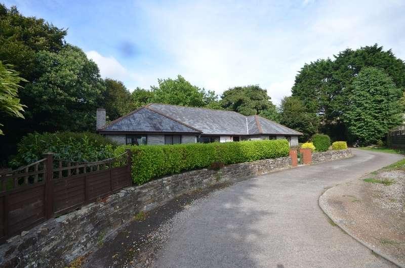 4 Bedrooms Detached Bungalow for sale in Lowenac Gardens, Camborne