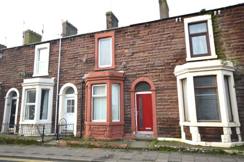 3 Bedrooms Property for sale in John Street, Workington, CA14