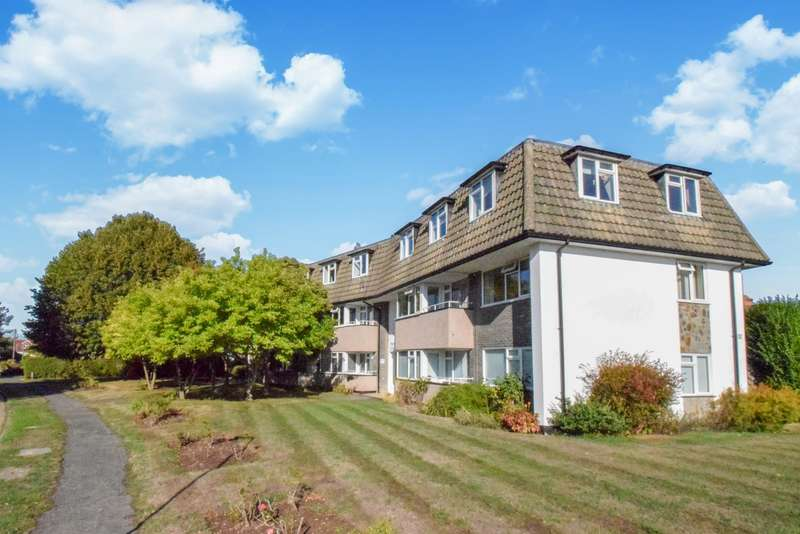 2 Bedrooms Flat for sale in Pipers Court, The Fairway, Burnham, SL1