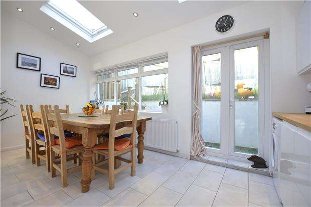 3 Bedrooms Terraced House for sale in Southwood Drive, BRISTOL, BS9 2QR