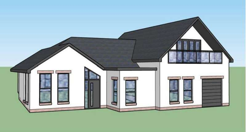 4 Bedrooms Detached House for sale in Upper Colquhoun Street, Plot 1, Helensburgh, Argyll Bute, G84 9AJ
