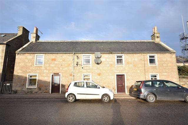 2 Bedrooms Flat for sale in Clifton Road, Lossiemouth, Lossiemouth