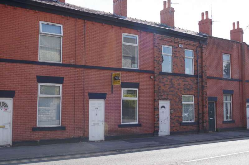 2 Bedrooms Terraced House for sale in Bell Lane, Bury