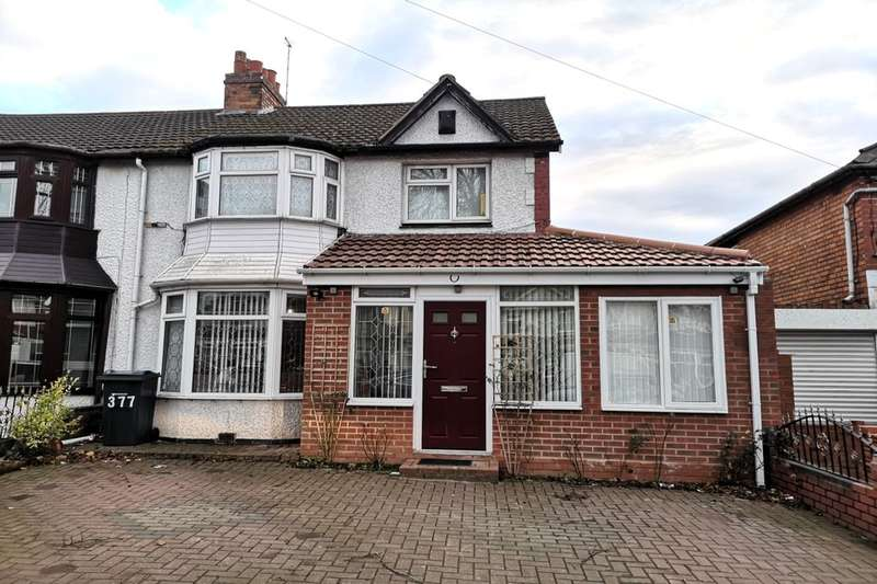 5 Bedrooms Semi Detached House for sale in Shaftmoor Lane, Hall Green, Birmingham, B28