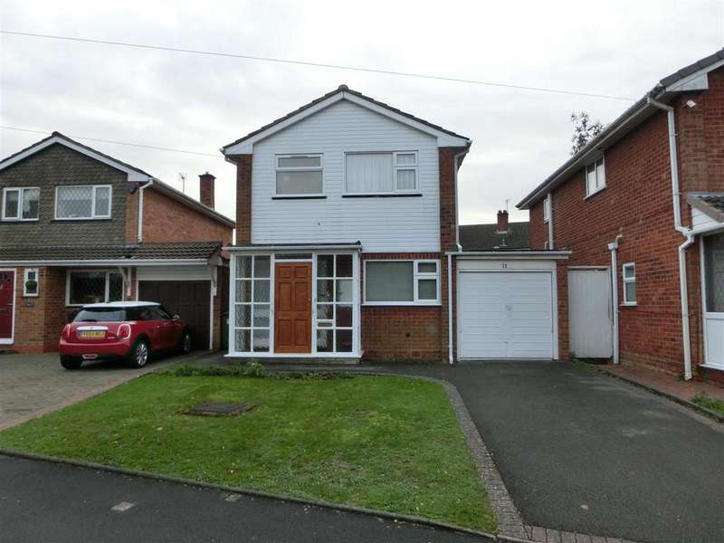 4 Bedrooms Detached House for sale in Beaudesert Road, Hollywood, Birmingham