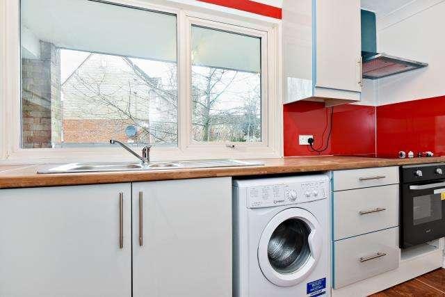 1 Bedroom Flat for sale in Slough, Berkshire, SL1