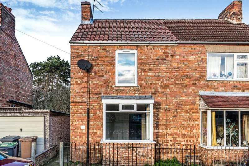 3 Bedrooms Semi Detached House for sale in New Street, Heckington, NG34