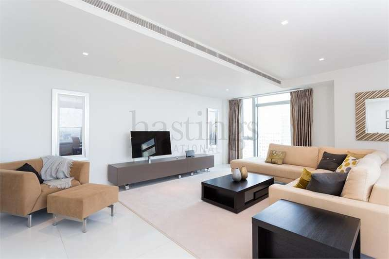 3 Bedrooms Detached House for rent in 1 Pan Peninsula Square, LONDON