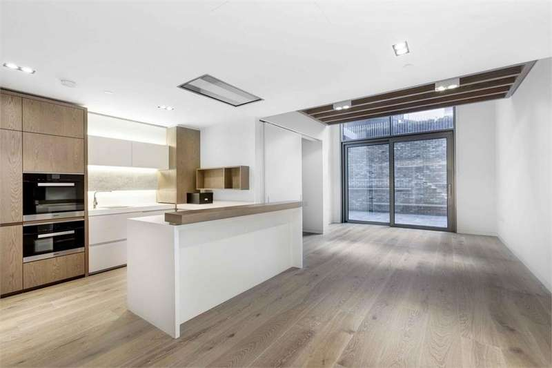 3 Bedrooms Flat for sale in 6 Pearson Square, Fitzroy Place, Mortimer Street