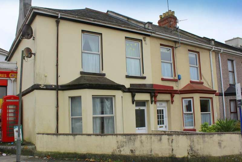 4 Bedrooms Apartment Flat for sale in St. Levan Road, Ford, Plymouth