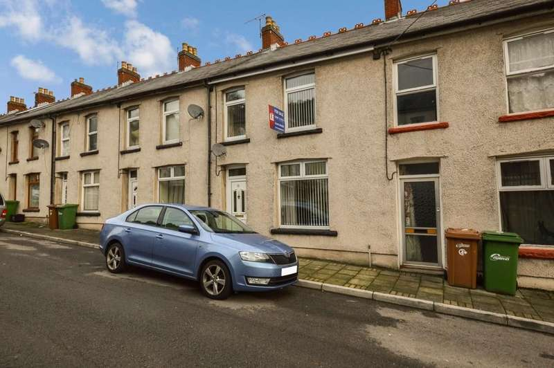 2 Bedrooms Terraced House for sale in Superbly Presented Home, Wellington Terrace, Brithdir