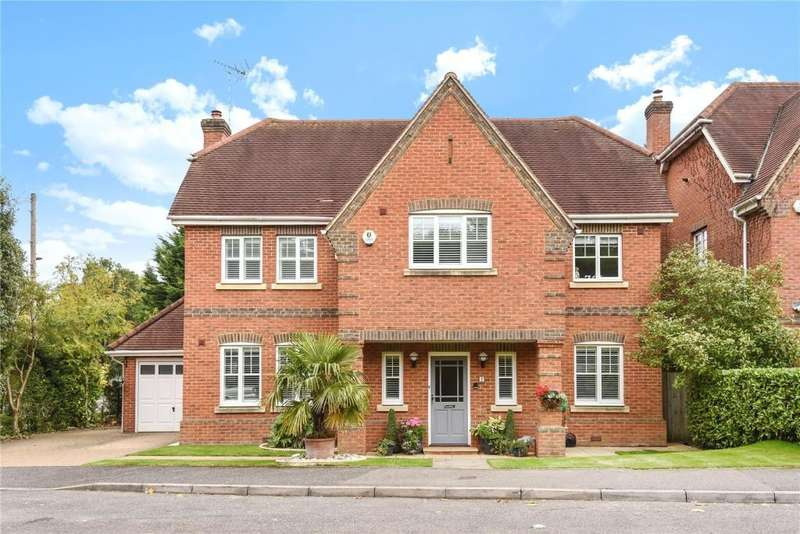 5 Bedrooms Detached House for rent in Hope Fountain, Surrey