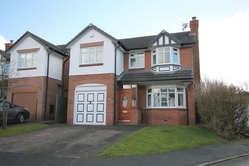 4 Bedrooms Detached House for sale in Knightswood, Beaumont Chase, Bolton, BL3 4UU