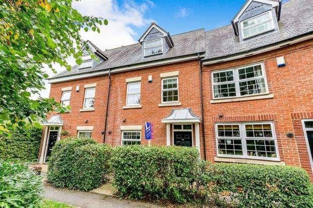 3 Bedrooms Terraced House for sale in Bernardines Way, Buckingham
