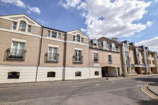 1 Bedroom Apartment Flat for sale in Adam & Eve Street, Cambridge