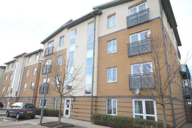 2 Bedrooms Apartment Flat for sale in Princess Elizabeth Way, Cheltenham
