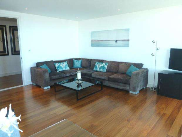 2 Bedrooms Apartment Flat for sale in No.1, Gunwharf Quays