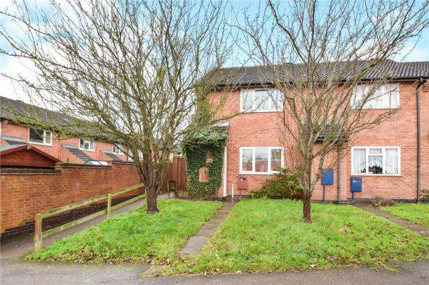 2 Bedrooms Town House for sale in Highbridge, Sileby, Loughborough