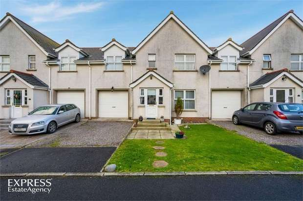 4 Bedrooms Town House for sale in Ballyrolly Cottages, Millisle, Newtownards, County Down