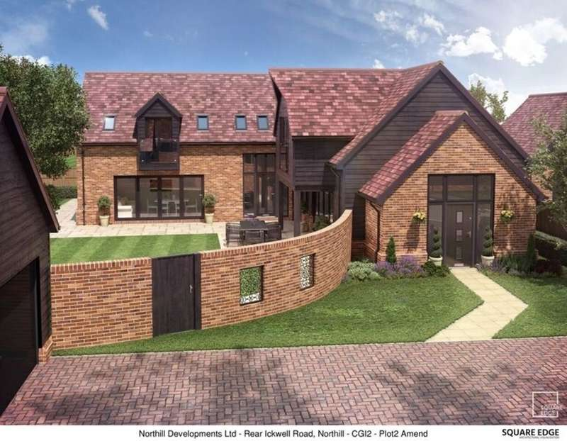 5 Bedrooms Detached House for sale in Gables Grange, Northill Meadows, Ickwell Road, Northill, SG18