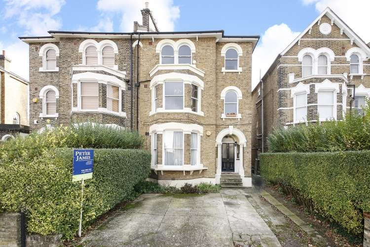 3 Bedrooms Flat for sale in Breakspears Road London SE4