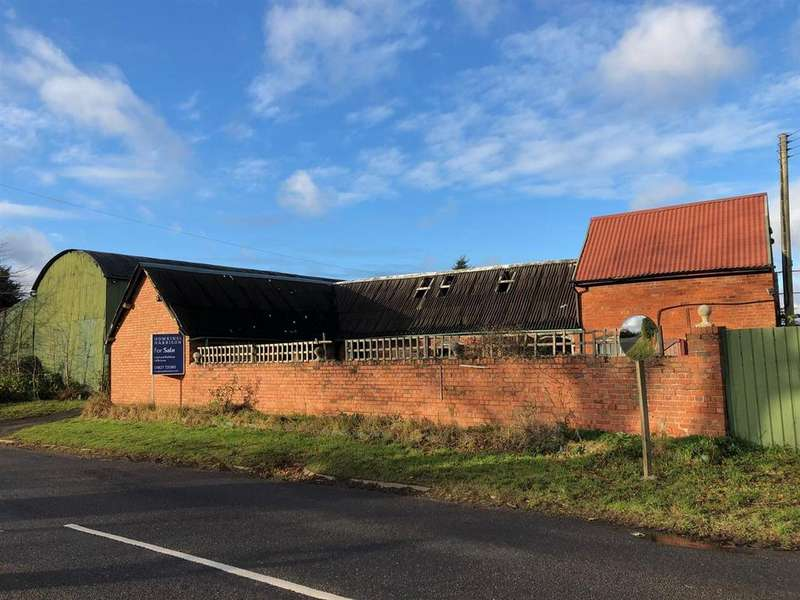 Land Commercial for sale in Bedworth, Warwickshire, CV12