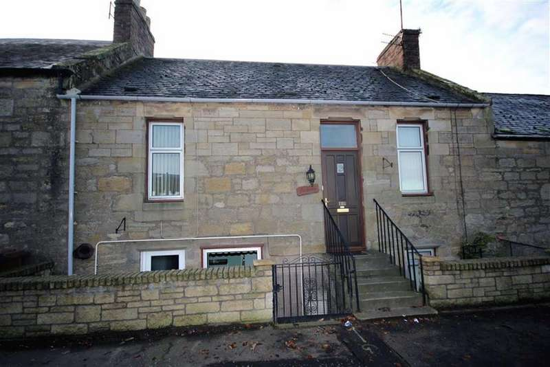 3 Bedrooms Terraced House for sale in 10, Riggs Place, Cupar, Fife, KY15