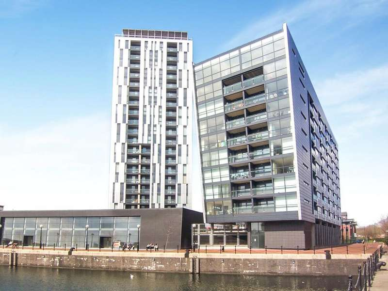 18 Bedrooms Apartment Flat for sale in Millennium Tower, 250 The Quays, Salford Quays, Manchester, M50