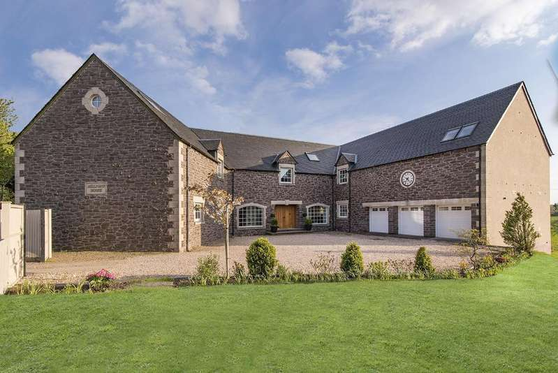9 Bedrooms Detached House for sale in ., Dunblane, Greenloaning, Scotland, FK15 0NA