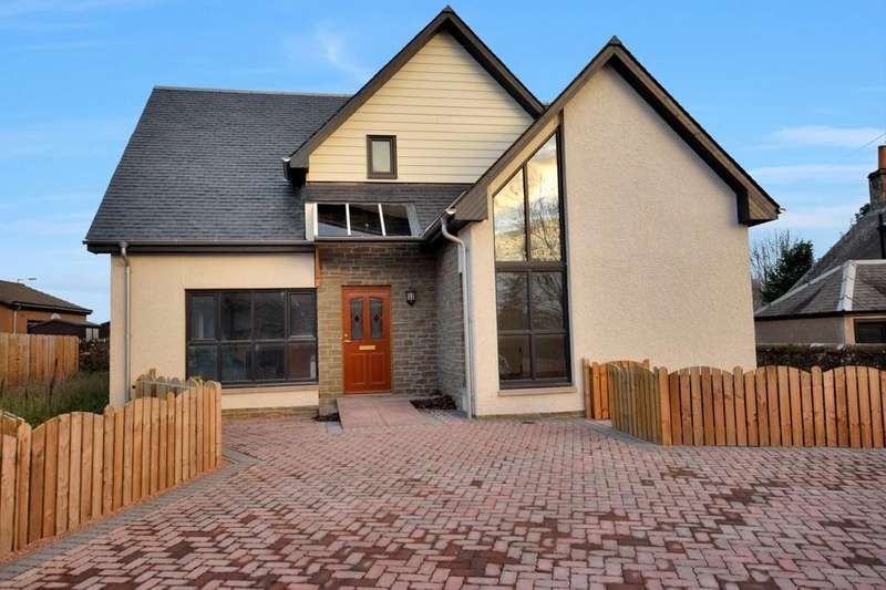 3 Bedrooms Detached House for sale in Old Brechin Road, Forfar