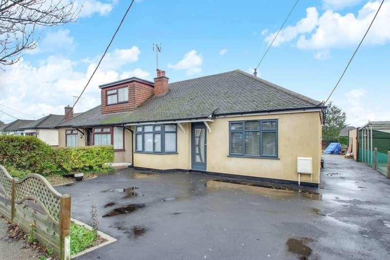 4 Bedrooms Semi Detached Bungalow for sale in Hazlemere Road, Benfleet