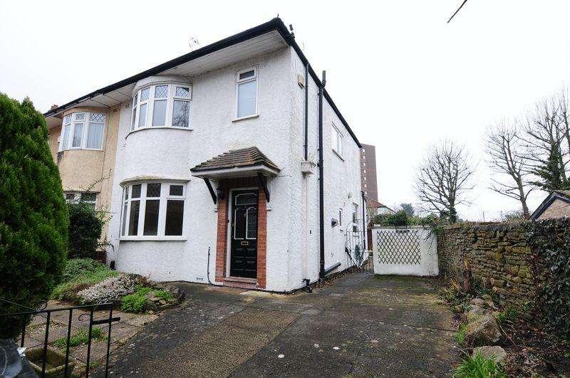 3 Bedrooms Semi Detached House for sale in Glenarm Walk, Brislington, Bristol, BS4