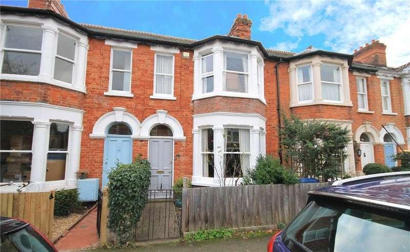 3 Bedrooms Terraced House for sale in Eltisley Avenue, Newnham, Cambridge, CB3
