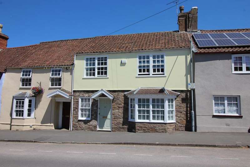 4 Bedrooms Terraced House for sale in Castle Street, Thornbury, Bristol, BS35 1HB