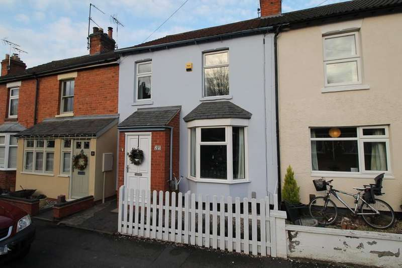 3 Bedrooms Terraced House for sale in Bellfields Street, Market Harborough
