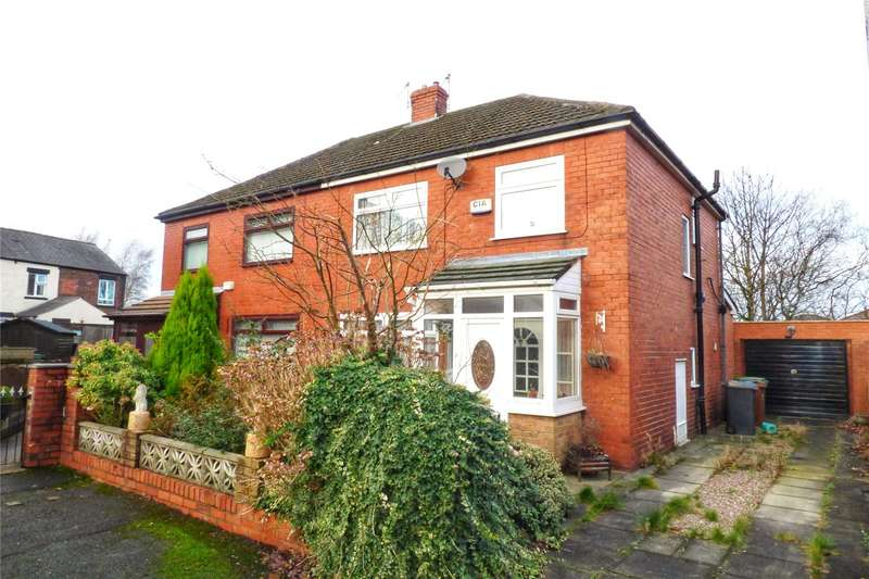 3 Bedrooms Semi Detached House for sale in Rosedale Close, Derker, Oldham, Greater Manchester, OL1