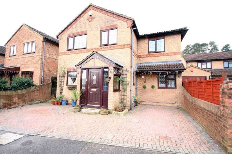 6 Bedrooms Detached House for sale in Chesterblade Lane, Forest Park