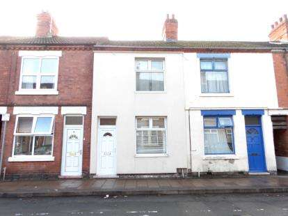 3 Bedrooms Terraced House for sale in Rendell Street, Loughborough, Leicestershire
